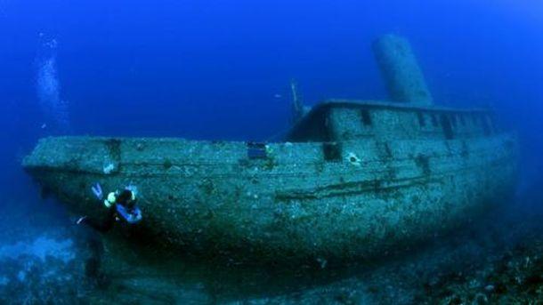 Черно море е най-големият музей в света